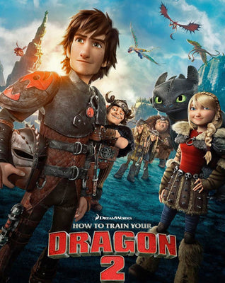 How to Train Your Dragon 2 (2014) [MA HD]