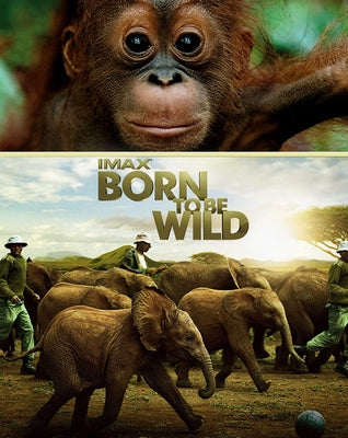 IMAX Born To Be Wild (2011) [MA HD]