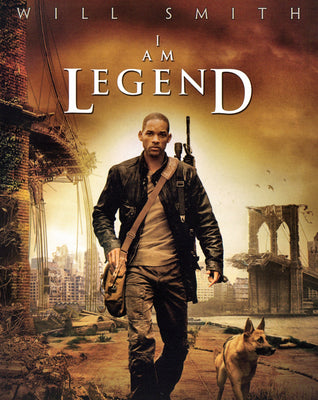 I Am Legend (2007) [MA 4K]