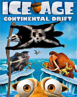 Ice Age: Continental Drift (2012) [Ports to MA/Vudu] [iTunes SD]