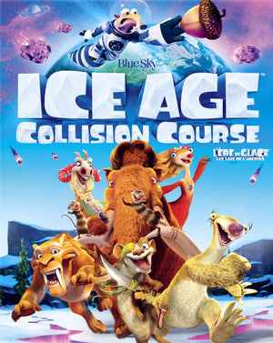 Ice Age Collision Course (2016) [Ports to MA/Vudu] [iTunes 4K]