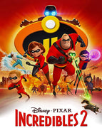 Incredibles 2 (2018) [MA 4K]