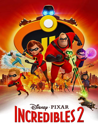 Incredibles 2 (2018) [GP HD]