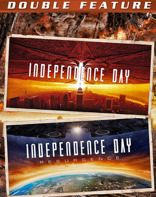 Independence Day Double Feature (1996,2014) [MA HD]