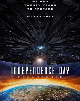 Independence Day Resurgence (2016) [Ports to MA/Vudu] [iTunes 4K]