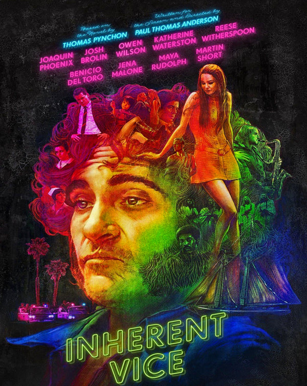 Inherent Vice (2014) [MA HD]
