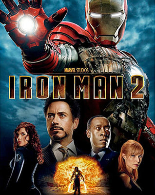 Iron Man 2 (2010) [iTunes SD]