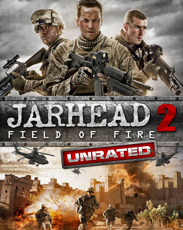 Jarhead 2 Field of Fire (Unrated) (2014) [MA HD]