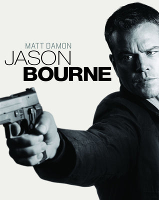 Jason Bourne (2016) [Ports to MA/Vudu] [iTunes 4K]