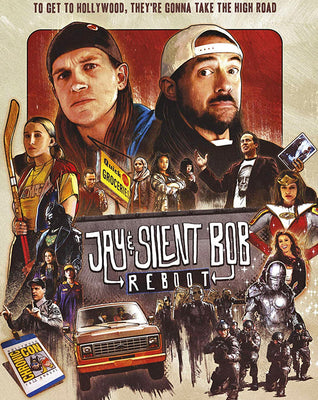 Jay and Silent Bob Reboot (2019) [Vudu HD]
