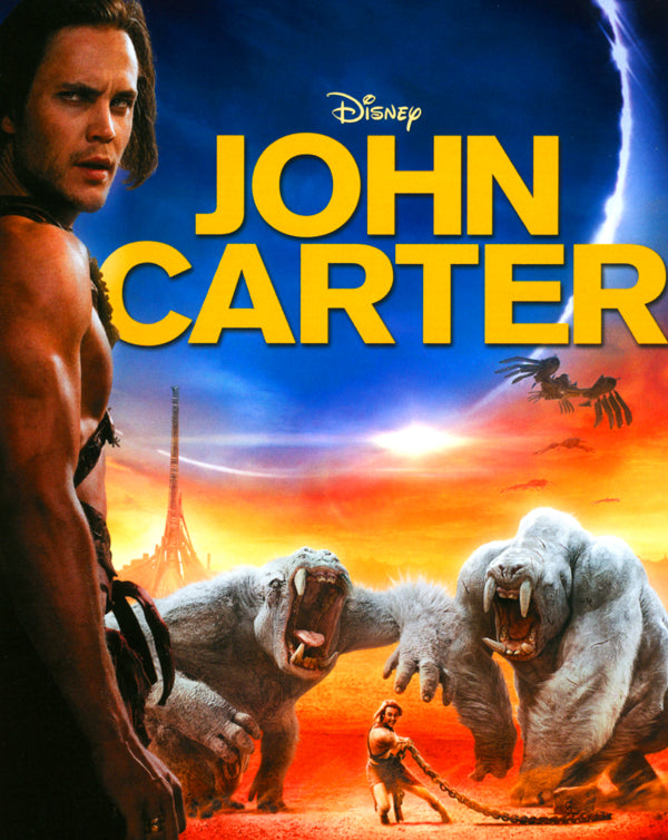 John Carter (2012) [Ports to MA/Vudu] [iTunes HD]