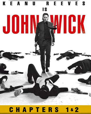 John Wick Chapters 1 And 2 (2014,2019) [iTunes 4K]