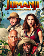 Jumanji: Welcome To The Jungle (2017) [MA HD]