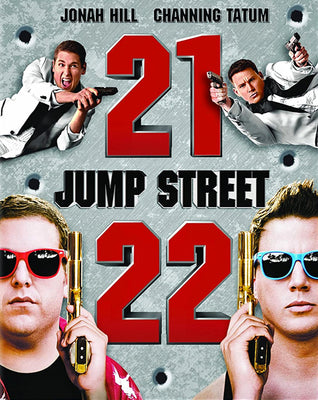 21 Jump Street / 22 Jump Street (Double Feature) (2012,2014) [MA 4K]