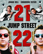 21 Jump Street / 22 Jump Street (Double Feature) (2012,2014) [MA HD]