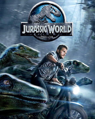 Jurassic World (2015) [JP4] [Ports to MA/Vudu] [iTunes 4K]