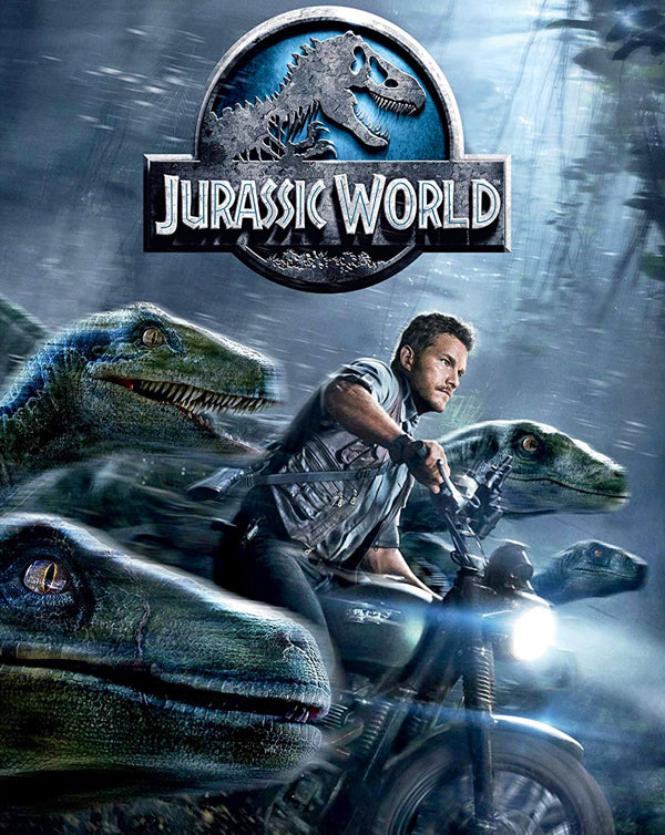 Jurassic World (2015) [JP4] [Vudu HD]