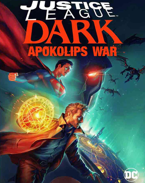 Justice League Dark: Apokolips War (2020) [MA HD]