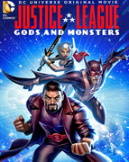 Justice League: Gods & Monsters (2015) [MA HD]