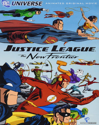 Justice League: The New Frontier (2008) [MA HD]