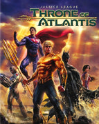 Justice League: Throne of Atlantis (2015) [MA HD]