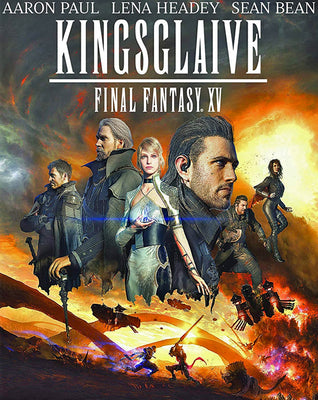 Kingsglaive: Final Fantasy XV (2016) [MA HD]