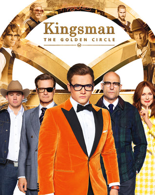 Kingsman The Golden Circle [Ports to MA/Vudu] [iTunes 4K]