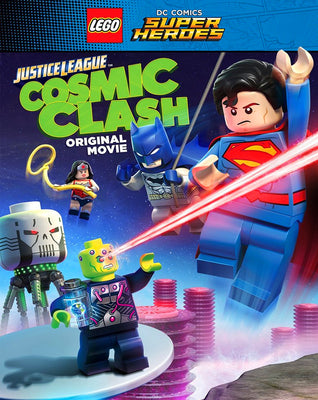 LEGO Justice League Cosmic Clash (2016) [MA HD]