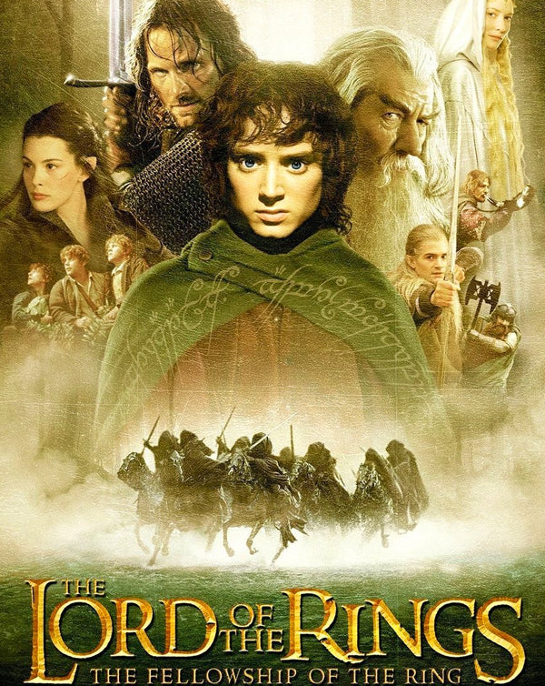 Lord of the Rings The Fellowship of the Ring (2001) [LOTR 1] [MA HD]