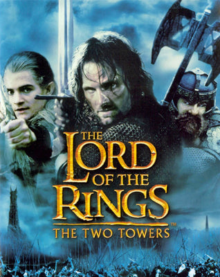 Lord of the Rings The Two Towers (2002) [LOTR 2] [MA HD]