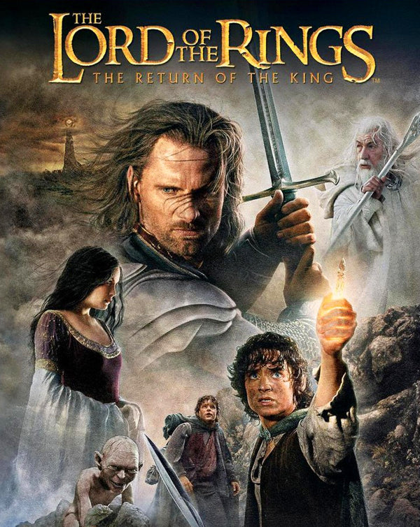 Lord of the Rings The Return Of The King (2003) [LOTR 3] [MA HD]