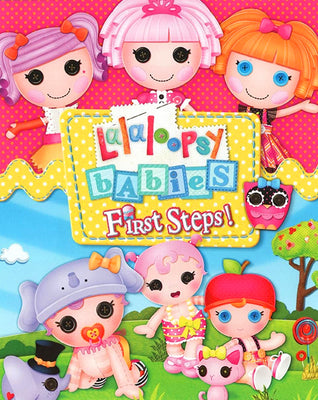 Lalaloopsy Babies: First Steps (2014) [Vudu SD]