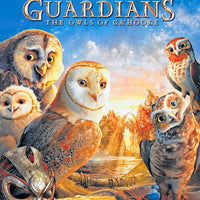 Legend of the Guardians: The Owls of Ga'Hoole (2010) [MA HD]
