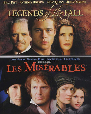 Legends of the Fall + Les Miserables Double Feature (1994,1998) [MA HD]