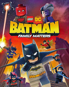 Lego DC Batman Family Matters (2019) [MA HD]
