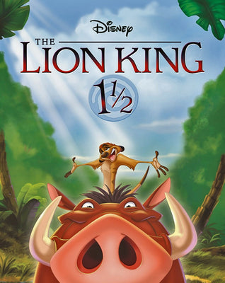 Lion King 1 1/2 (2004) [MA HD]