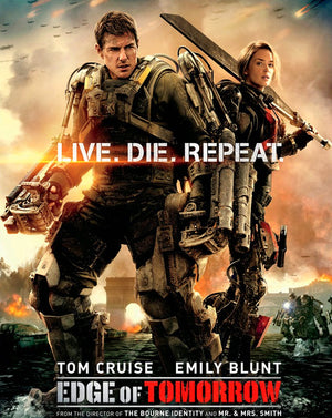 Live Die Repeat: Edge Of Tomorrow (2014) [MA HD]