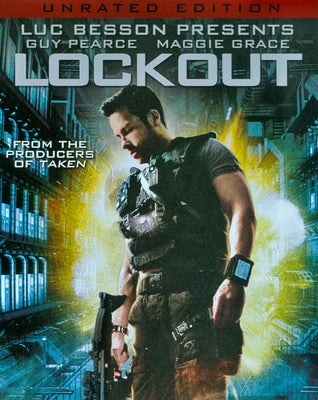 Lockout Unrated (2012) [MA HD]