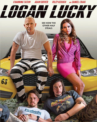 Logan Lucky (2017) [Vudu HD]