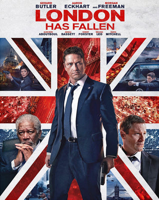 London Has Fallen (2016) [Ports to MA/Vudu] [iTunes HD]