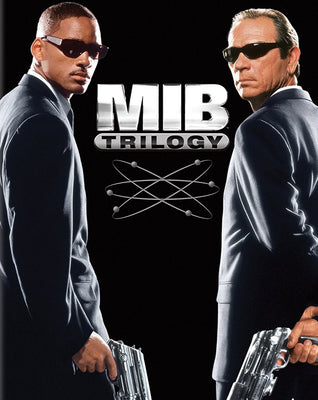 Men In Black Trilogy (1997,2002,2012) [1+2+3] [Vudu HD]