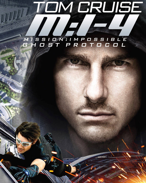Mission: Impossible Ghost Protocol (2011) [M:I-4] [Vudu HD]