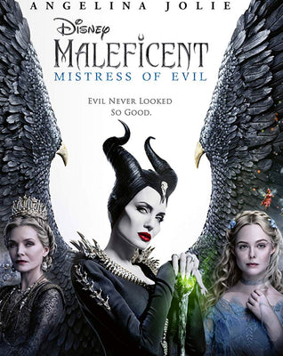 Maleficent Mistress Of Evil (2019) [GP HD]
