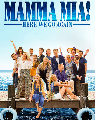 Mamma Mia: Here We Go Again (2018) [MA HD]