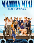 Mamma Mia: Here We Go Again (2018) [MA 4K]