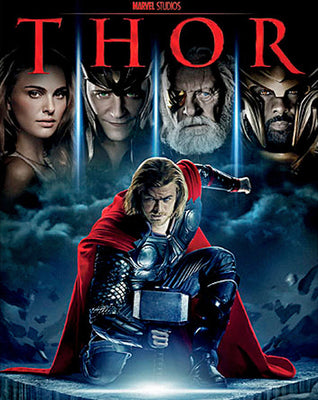 Thor (2011) [Ports to MA/Vudu] [iTunes SD]