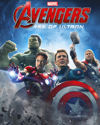 Avengers: Age Of Ultron (2015) [Ports to MA/Vudu] [iTunes 4K]