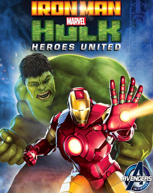 Marvel Iron Man & Hulk: Heroes United (2013) [MA HD]