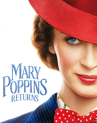 Mary Poppins Returns (2018) [MA HD]