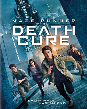 Maze Runner The Death Cure (2018) [MA HD]